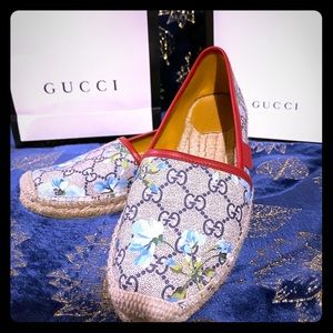 Gucci Pilar bloom espadrilles